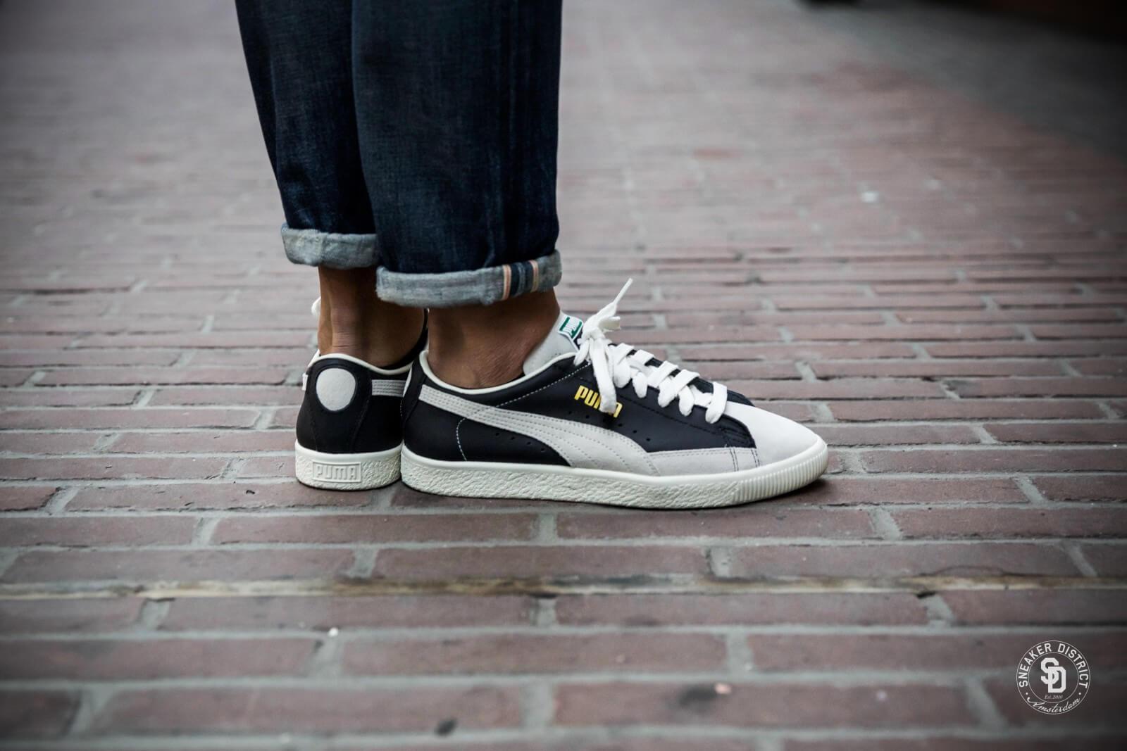 Compras > puma basket 90680 white black 54% OFF en línea