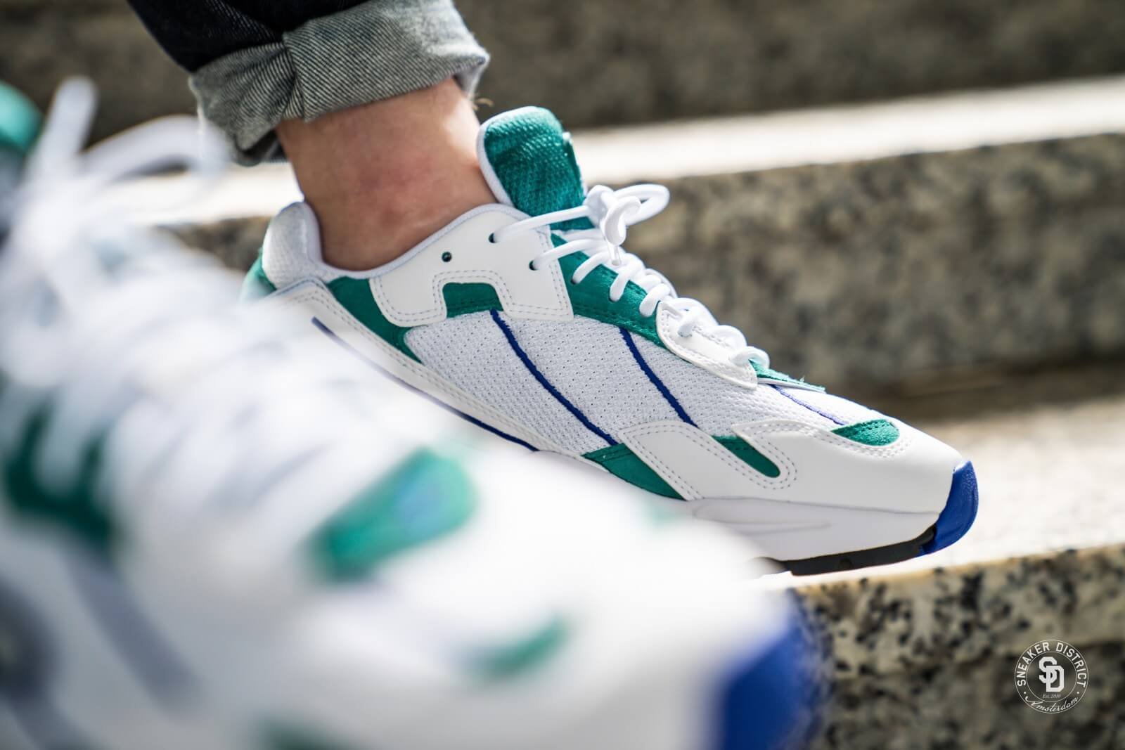 Puma Cell Ultra OG Pack Puma White/Teal Green - 370765-01