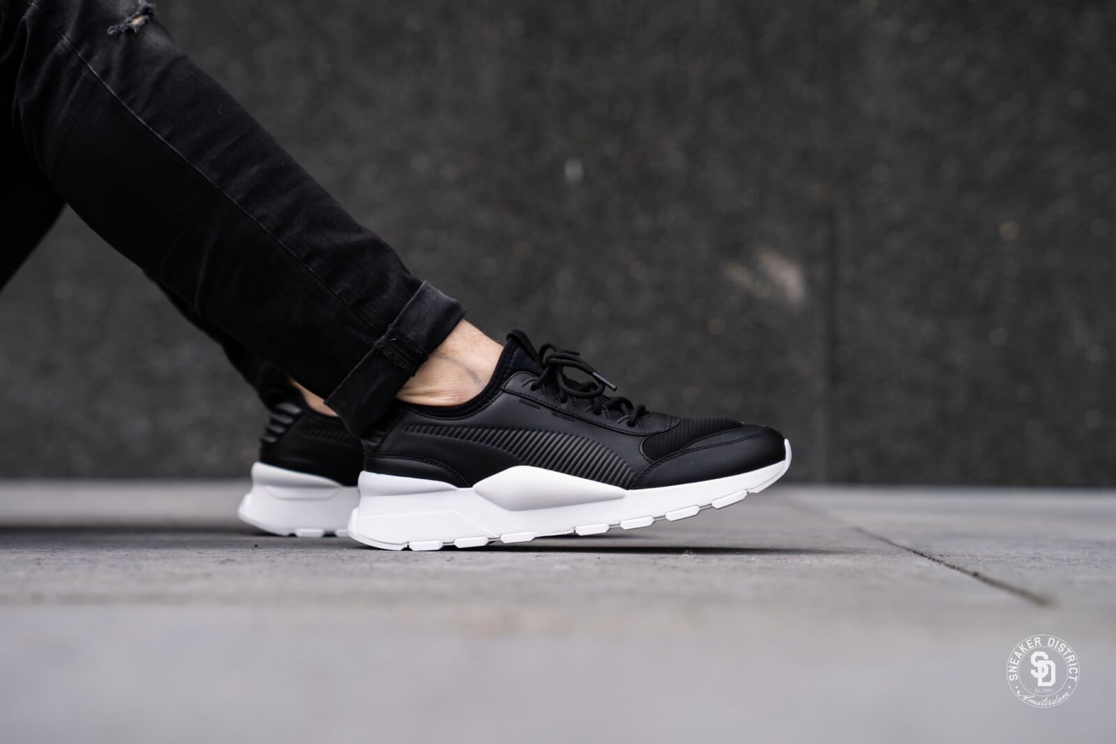 Puma RS-0 Sound Puma Black - 366890-06