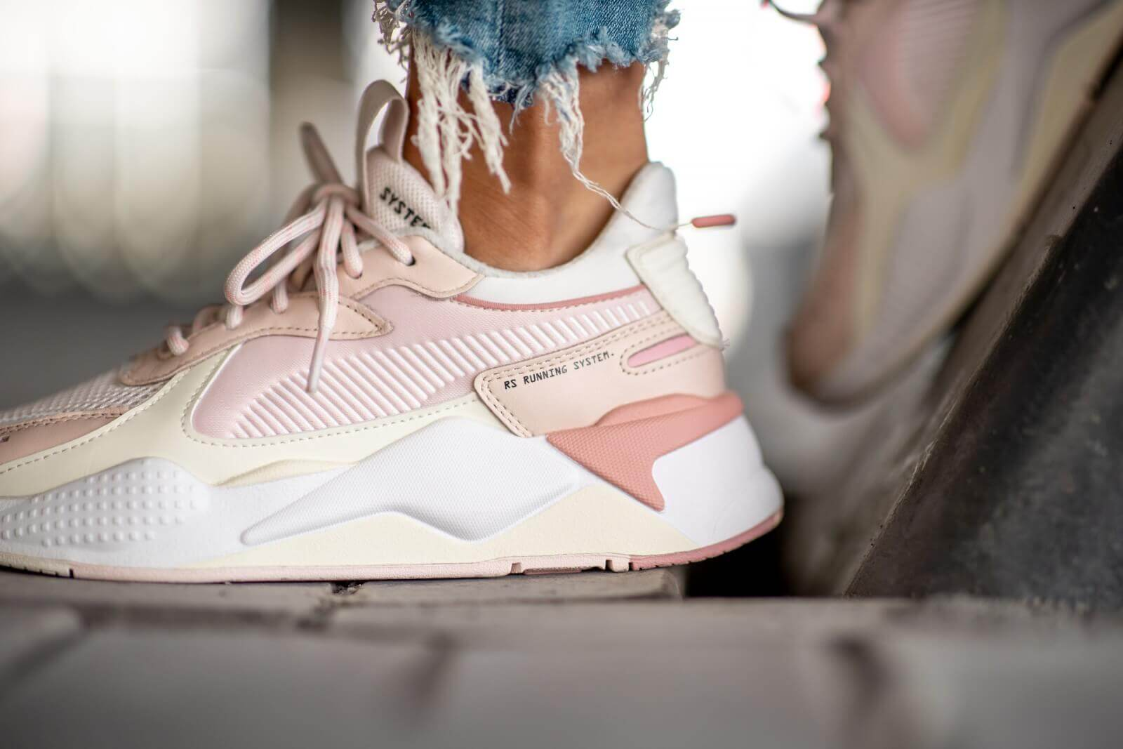 Puma RS-X Tracks Mauve /Marshmallow - 369332-06
