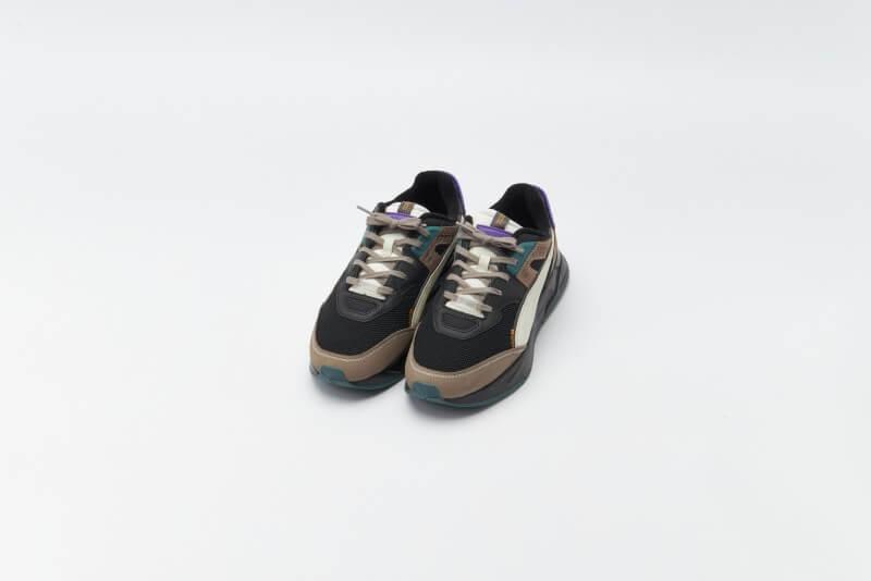 Puma Mirage Sport Premium Black/Steeple Gray