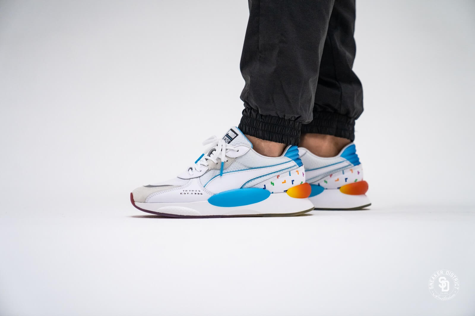 PUMA x TETRIS RS 9.8 Sneakers
