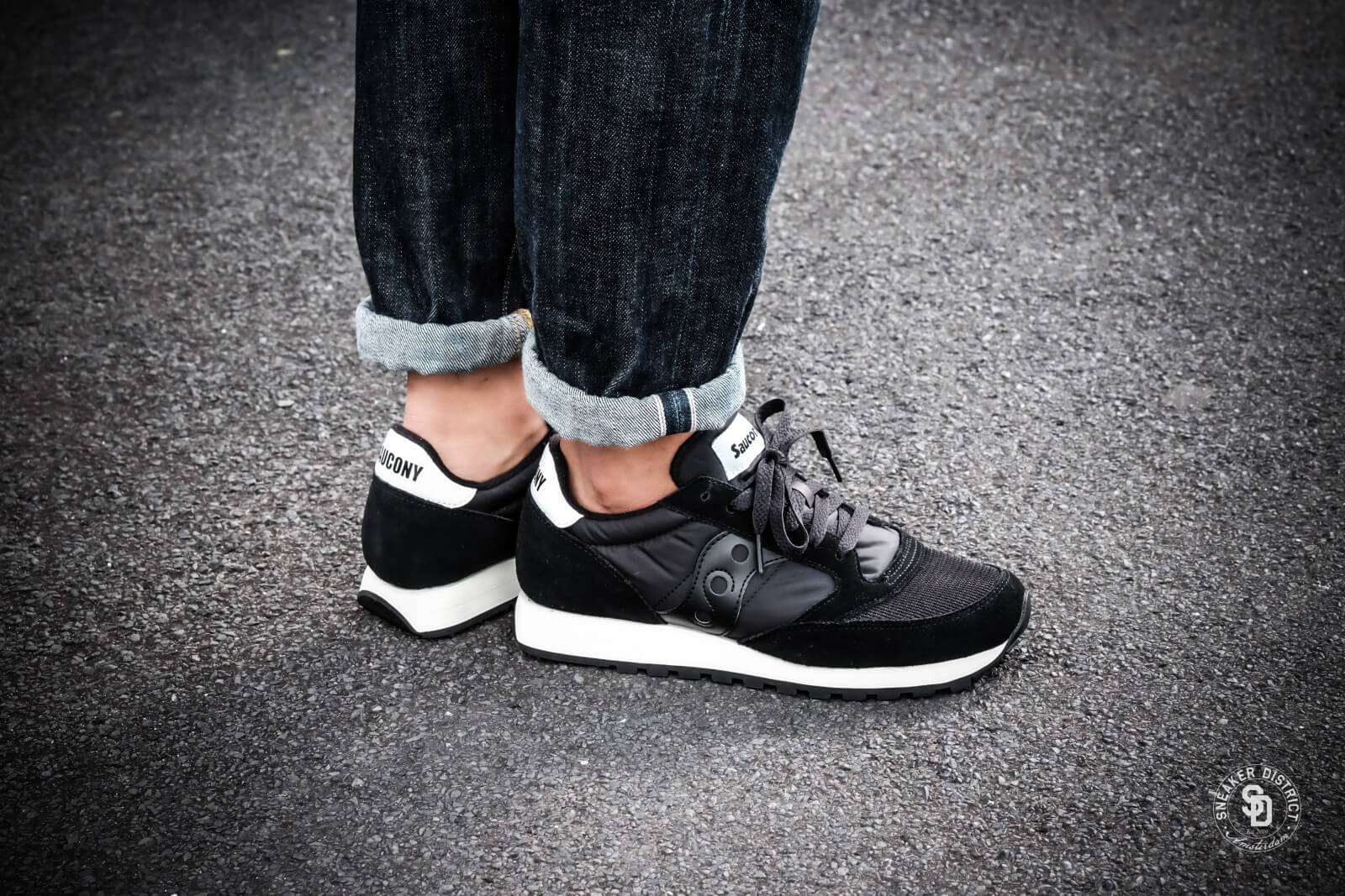 Saucony Jazz Original Vintage Black S70368 9