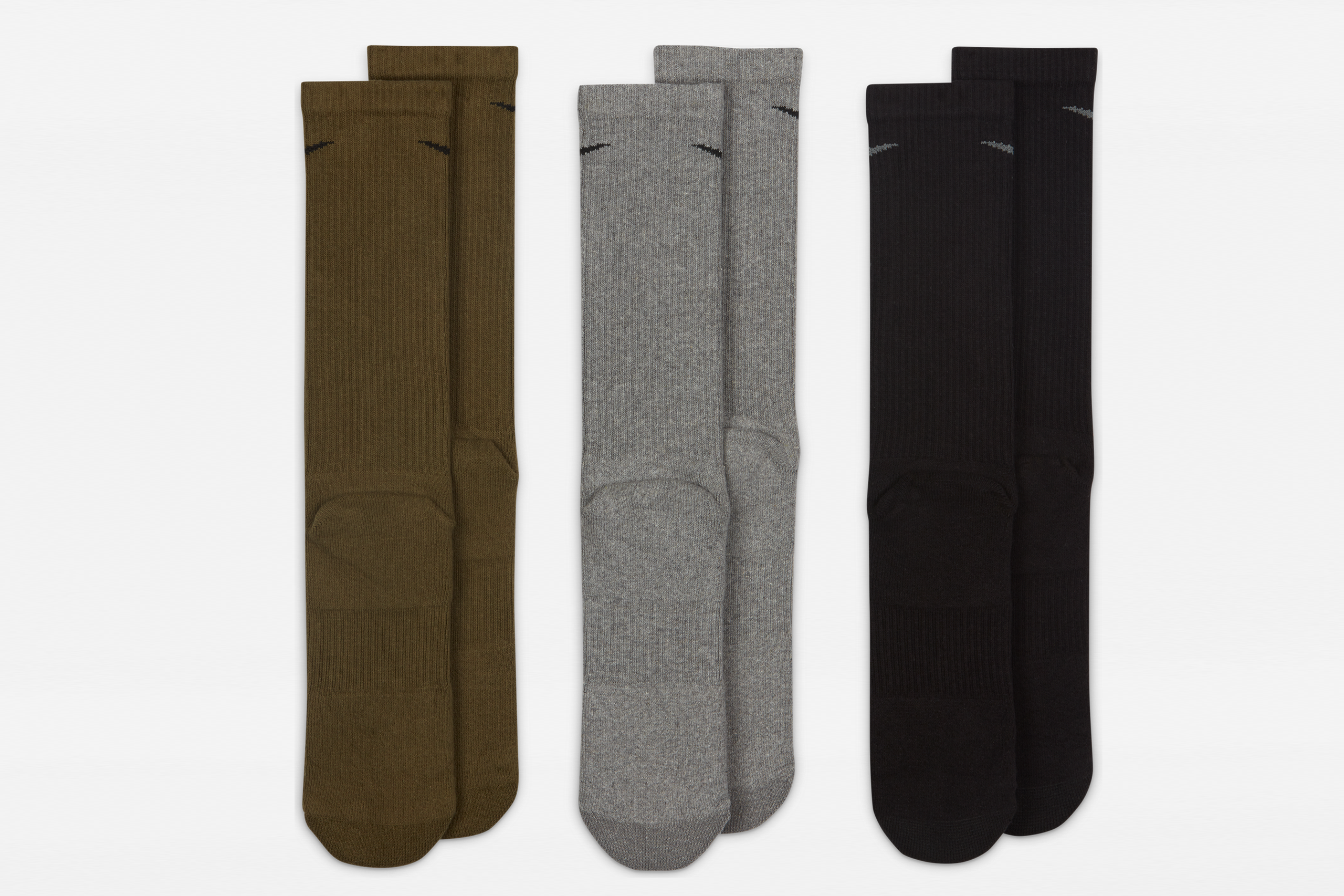 Nike Everyday Cushion Crew Socks Multicolor