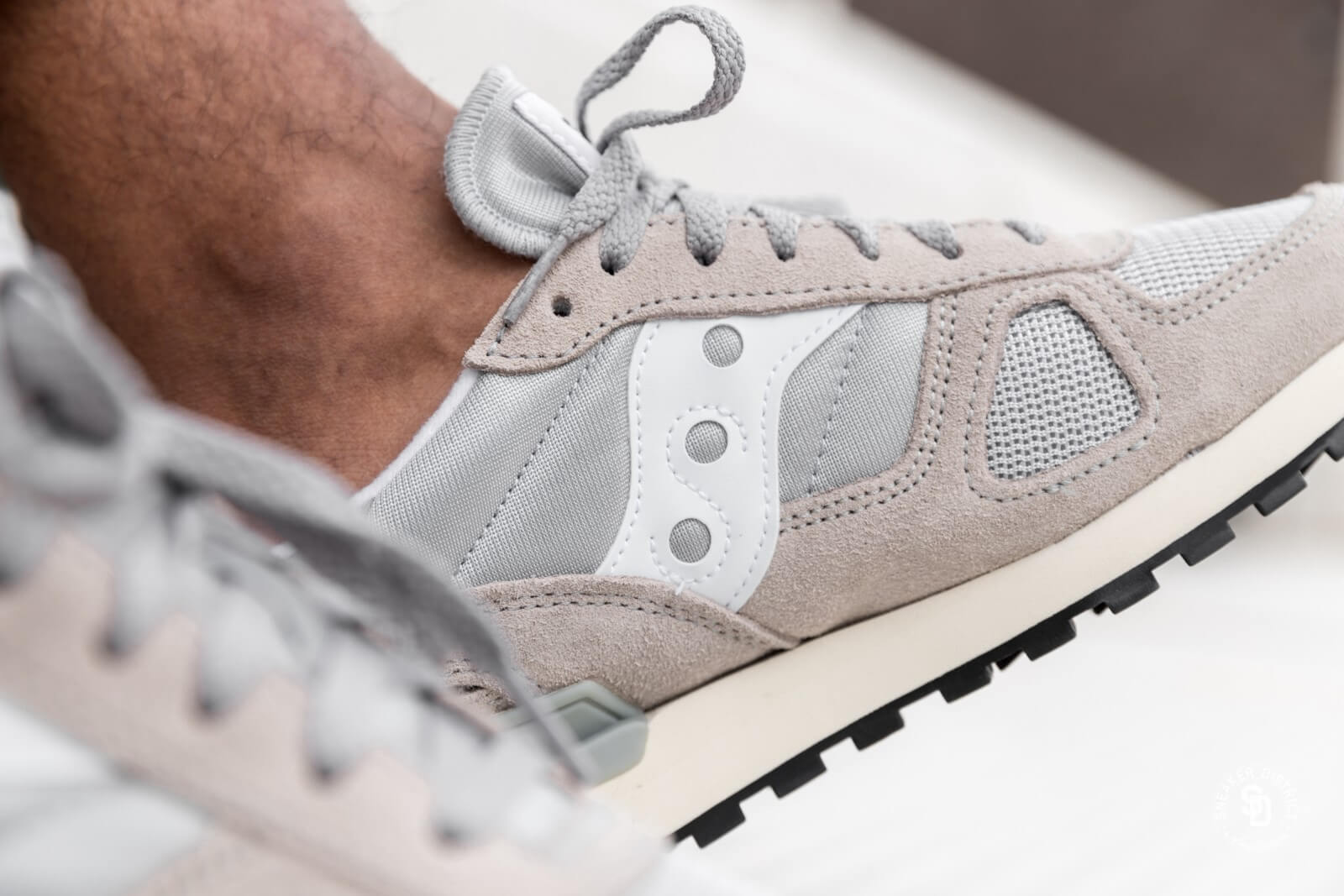 Saucony Shadow Original Vintage Grey/White - S70424-1