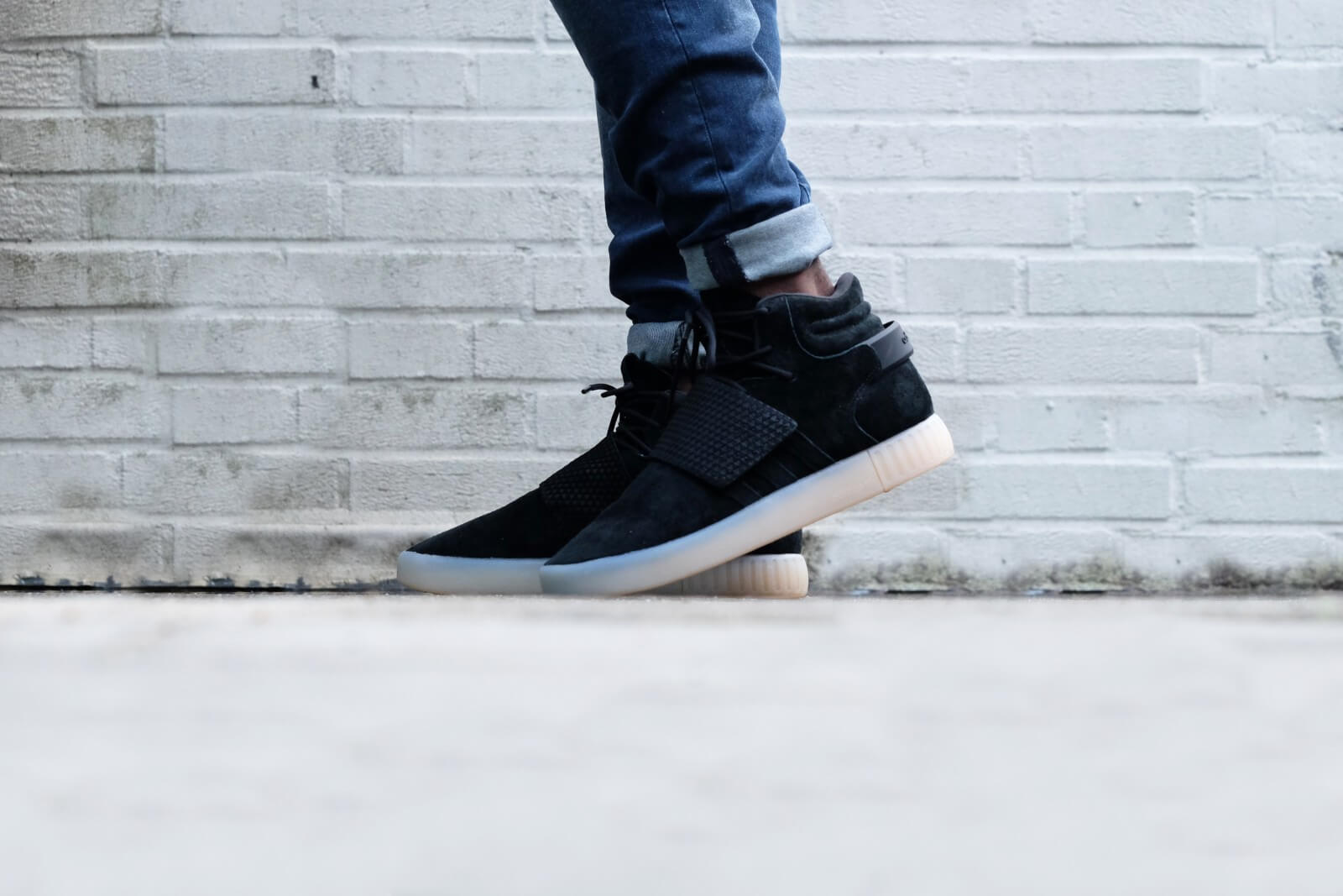 Adidas Tubular Invader 2.0 Shoes Black adidas US