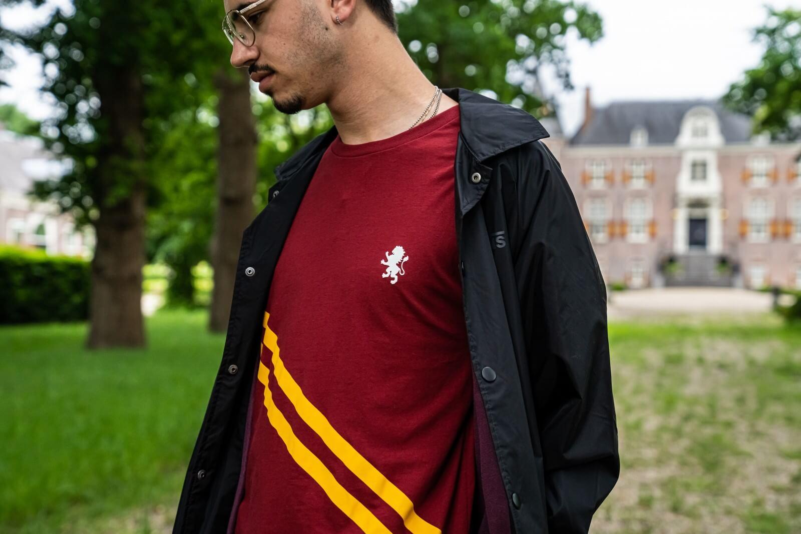 Vans x Harry Potter Gryffindor T Shirt VA45A71OA
