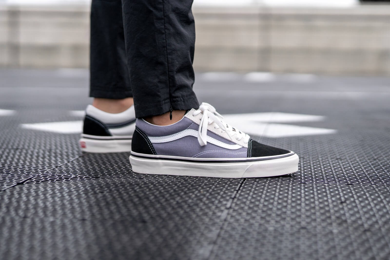 Old skool sneakers black & grey Vans Sneakers