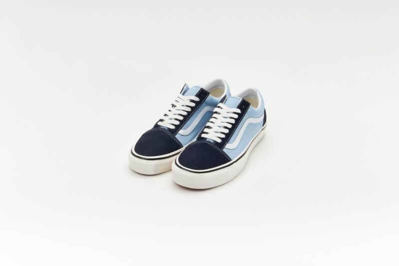 Vans Old Skool 36 DX Anaheim Factory OG Navy/OG Light Blue