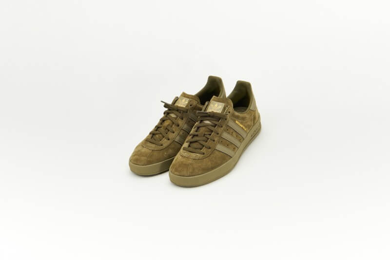 Adidas Broomfield Terrace Focus Olive/Orbit Green-Gold Metallic