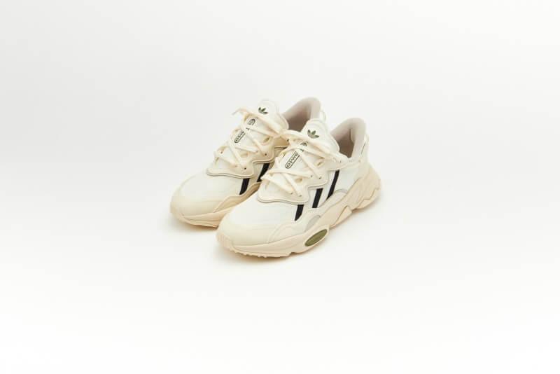 Adidas Ozweego Core White/Core Black-Olive