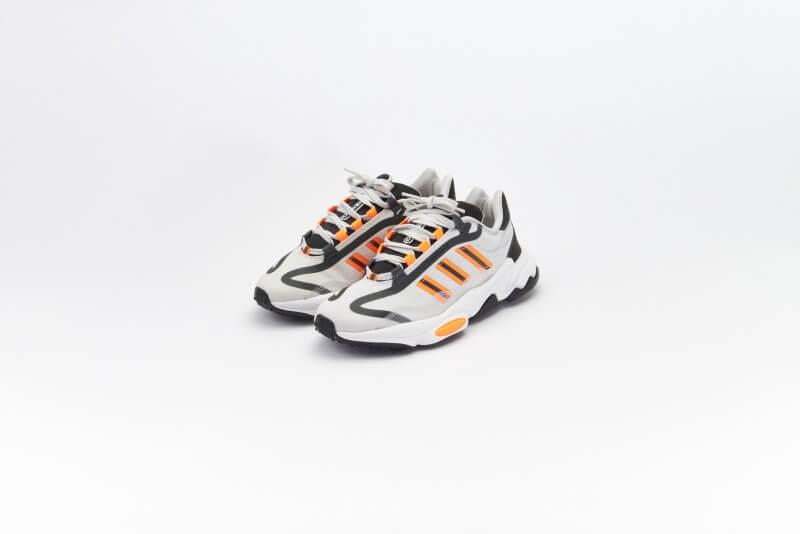 Adidas Ozweego Pure Grey One/Signal Orange/Footwear White