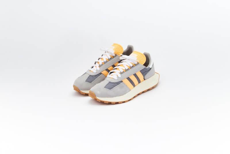 Adidas Retrophy E5 Grey Three/Acid Orange/Grey Two