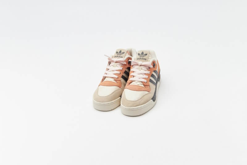 Adidas Women's Rivalry Low Premium Supplier Color / Grey Six / Amblush