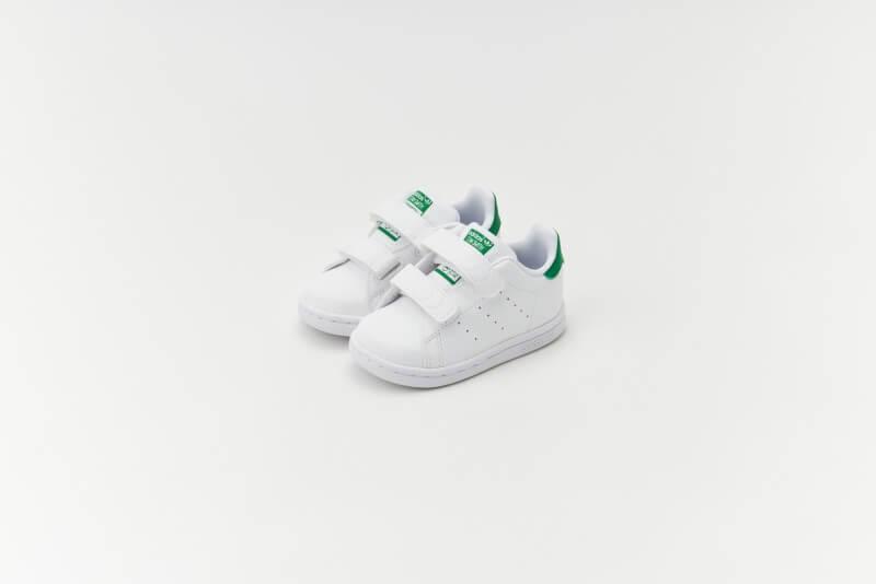 Adidas Stan Smith CF Footwear White/Green