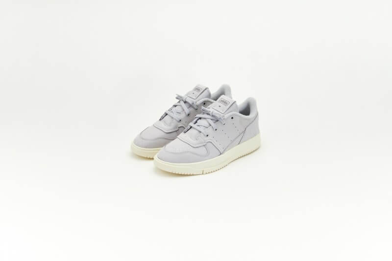 Adidas Supercourt 2 Solid Grey/Off White-Core Black