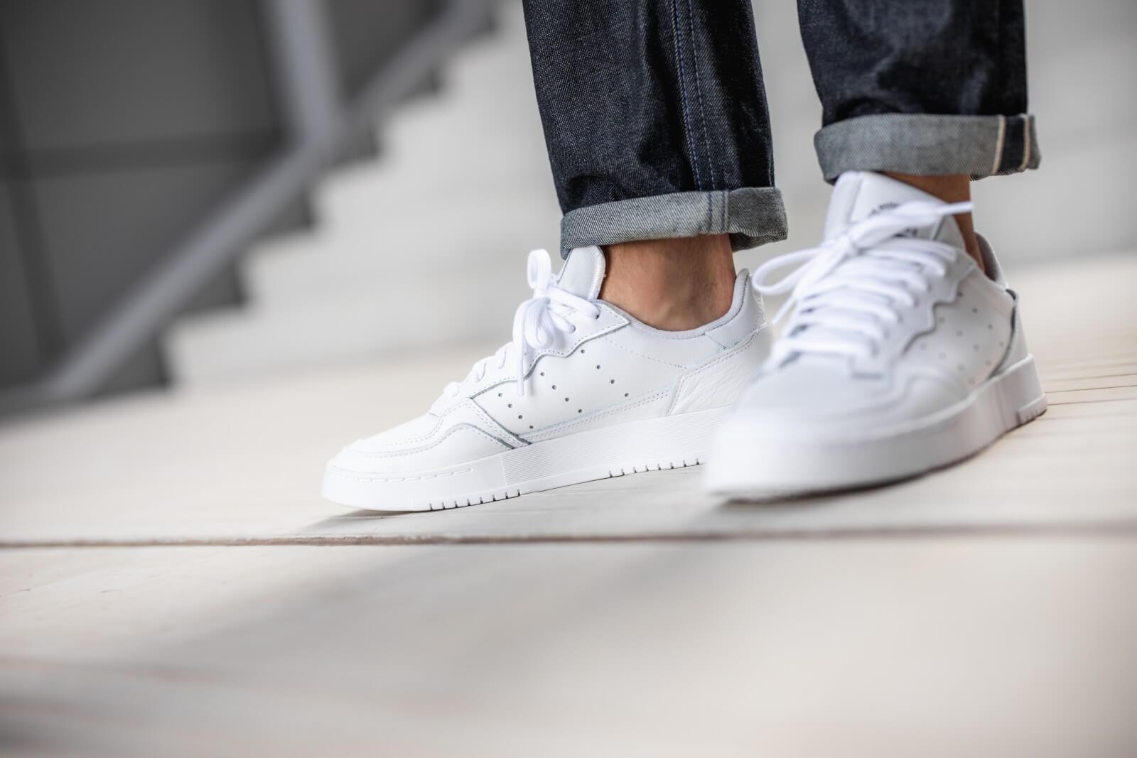 Adidas Supercourt Footwear WhiteCore Black EE6037