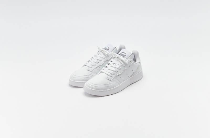 Adidas Supercourt Vegan Footwear White / Footwear White
