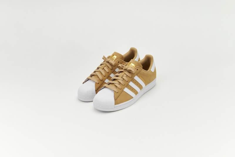 Adidas Superstar Beige Tone / Footwear White