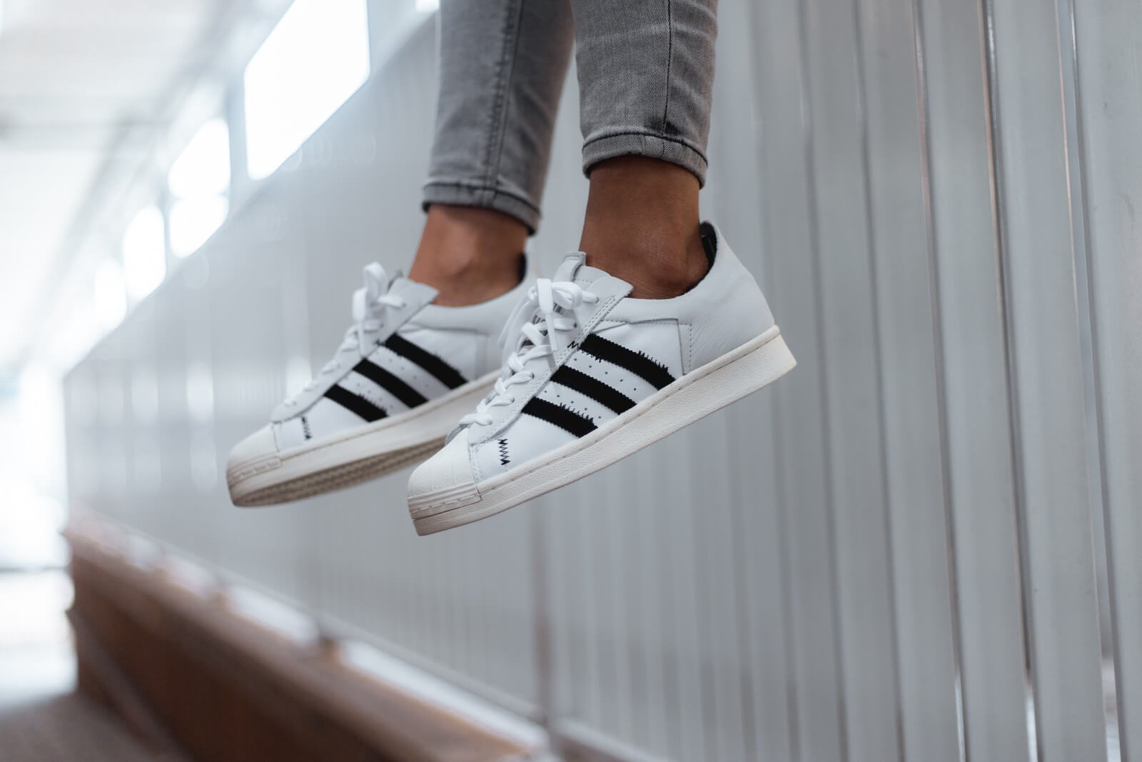 Adidas Superstar Adidas Superstar WS2 Cloud White/Core Black - FV3024