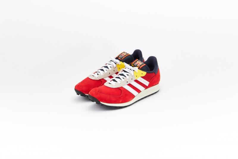 Adidas TRX Vintage Red/Legend Ink/Yellow