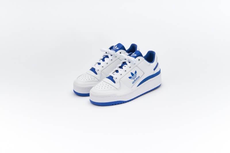 Adidas Women's Forum Bold Cloud White/Royal Blue