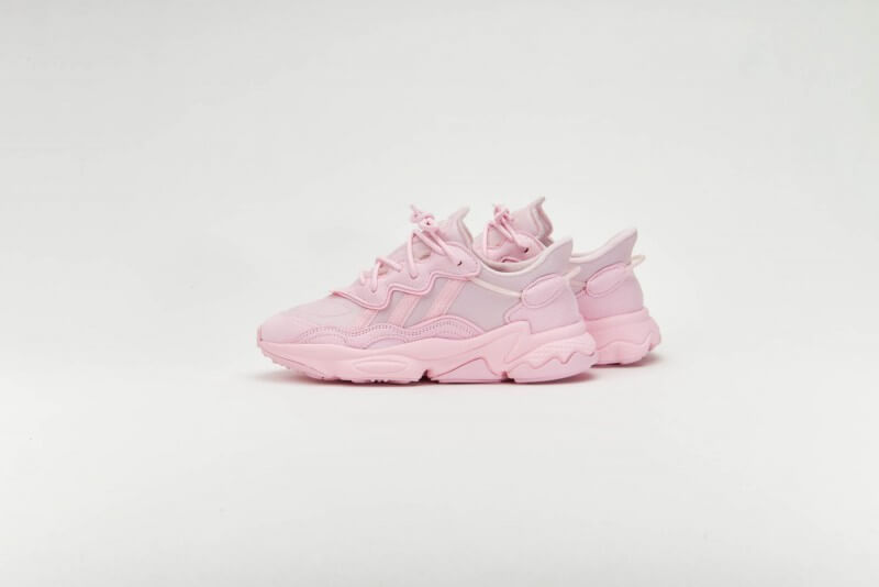Adidas Women's Ozweego Clear Pink