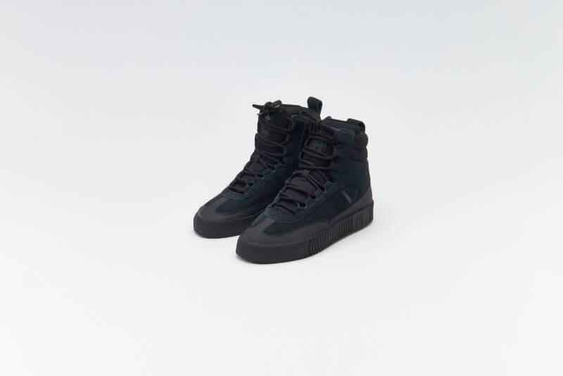 Adidas Women's Samba Boot Core Black