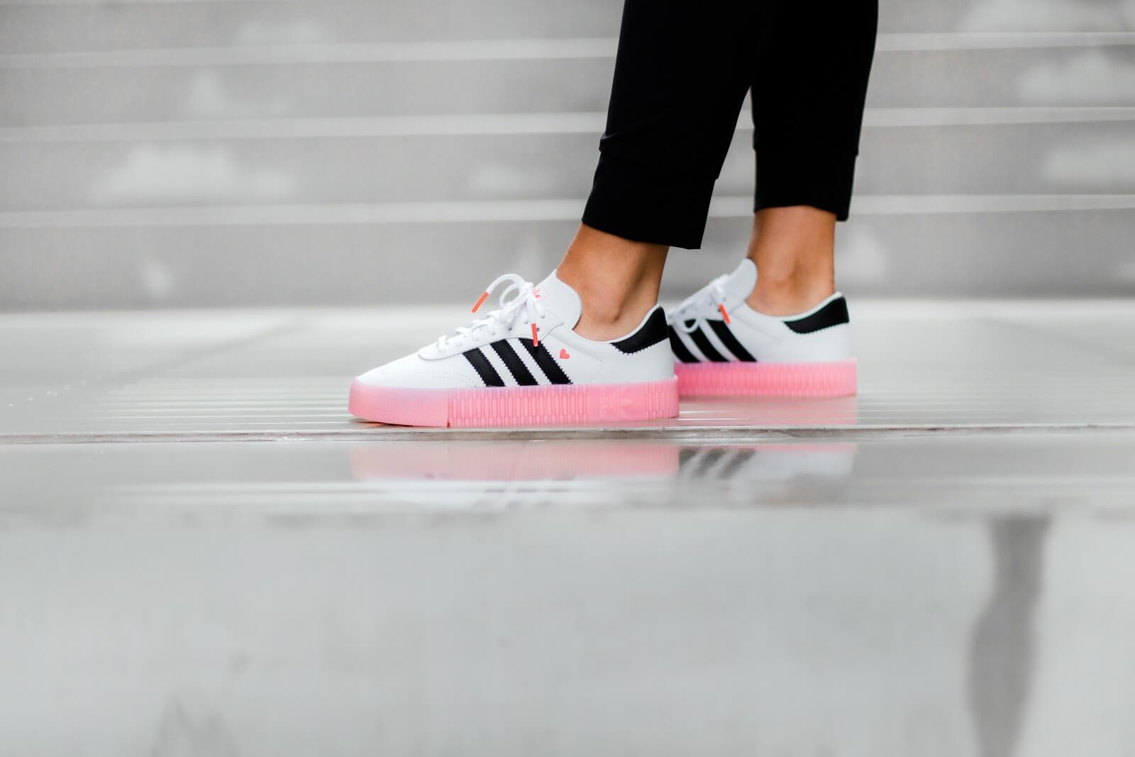 sambarose pink adidas Shop Clothing