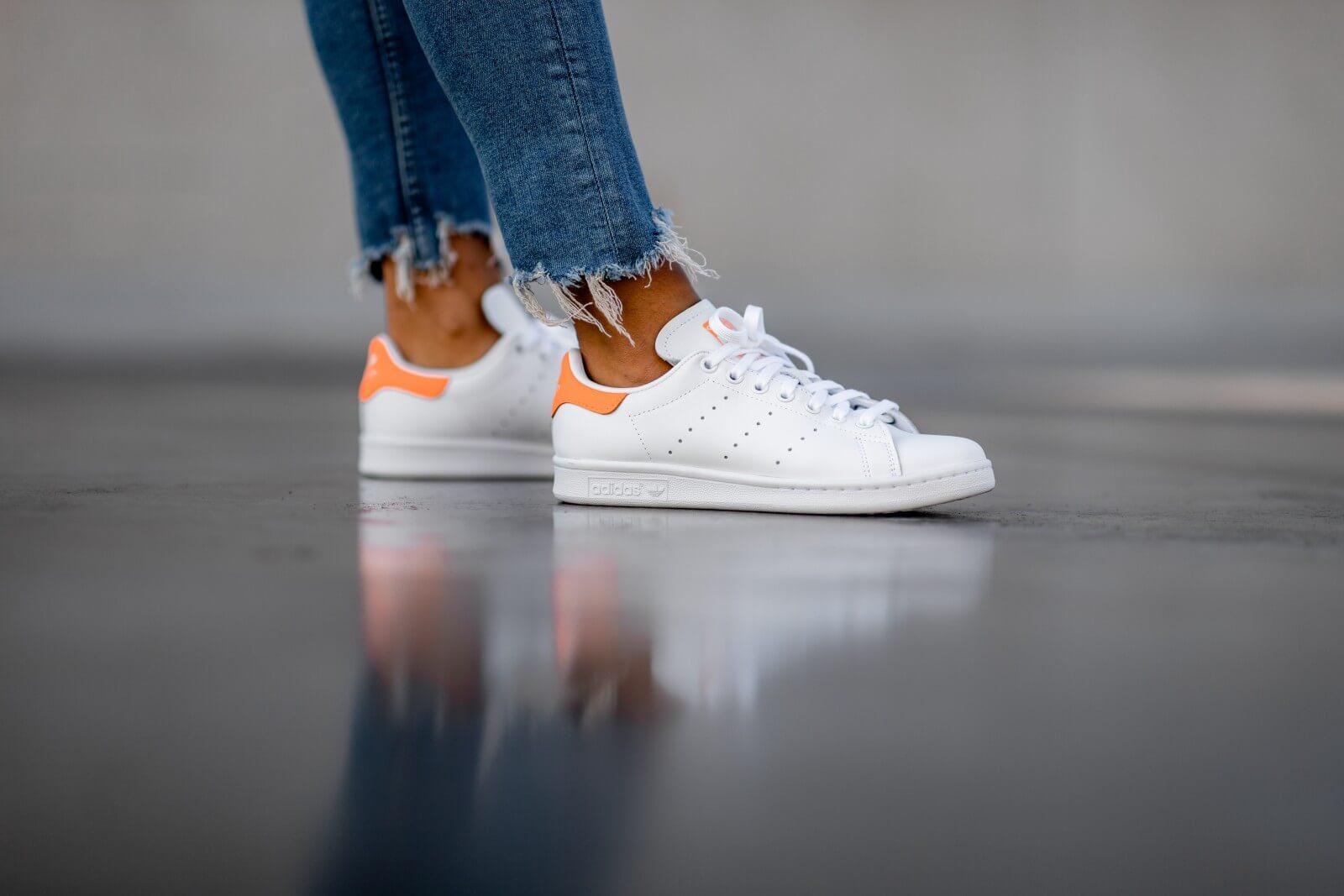 adidas stan smith orange  Trova il