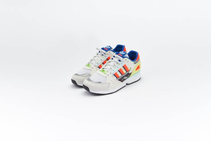 Adidas ZX 10000 C Grey One/Solar Red/Footwear White