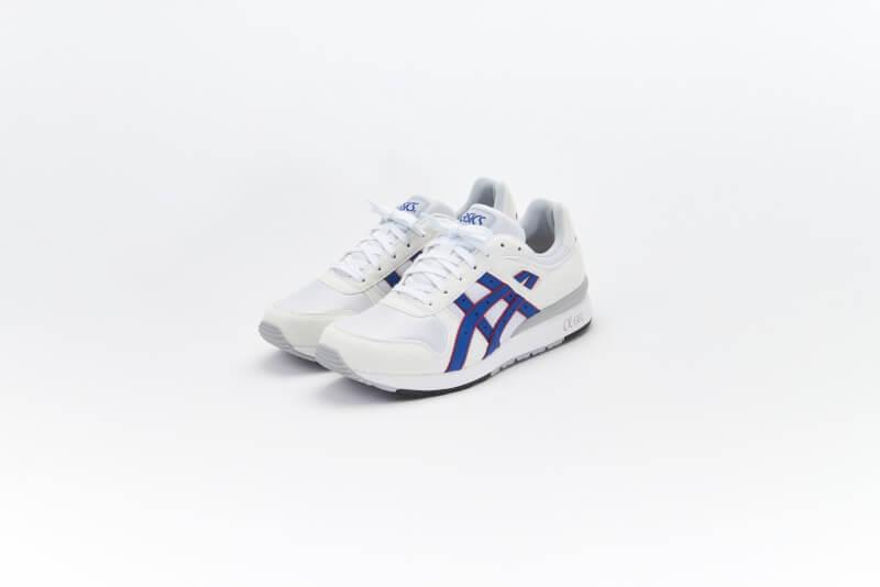 Asics GT-II White/Monaco Blue