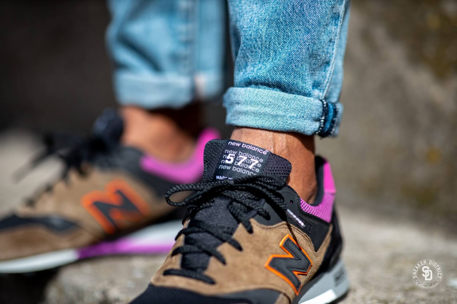 New Balance M577KPO Made Trail - 743351-60-8