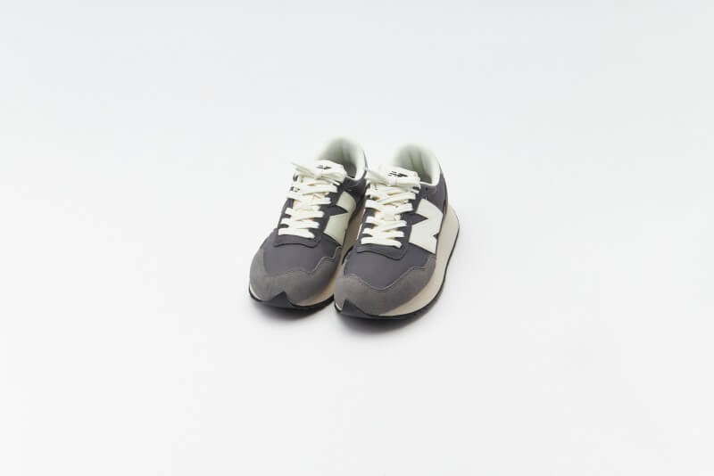 New Balance Womens WS237DG1 Grey / White