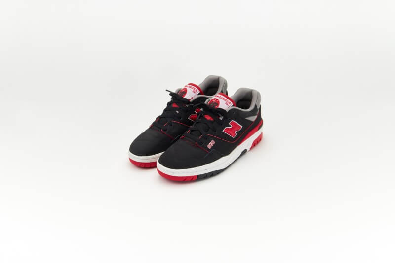 New Balance BB550SG1 Black/Team Red