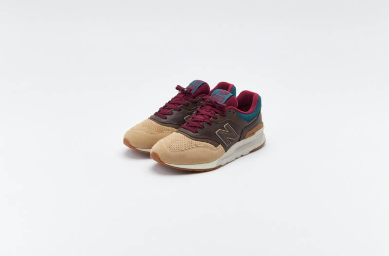New Balance CM997HWE Brown / Tan