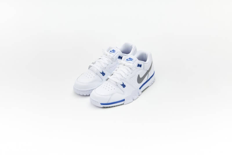 Nike Cross Trainer Low White/Particle Grey-Astronomy Blue