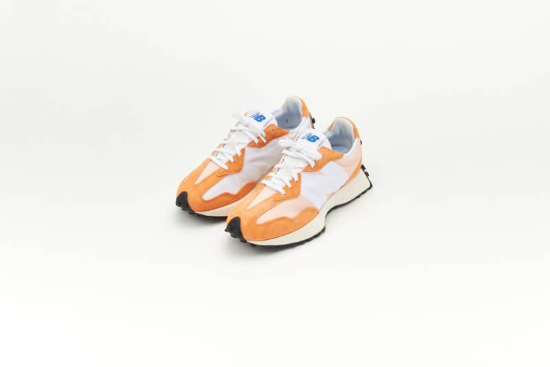 New Balance Womens WS327LF1 Orange/White