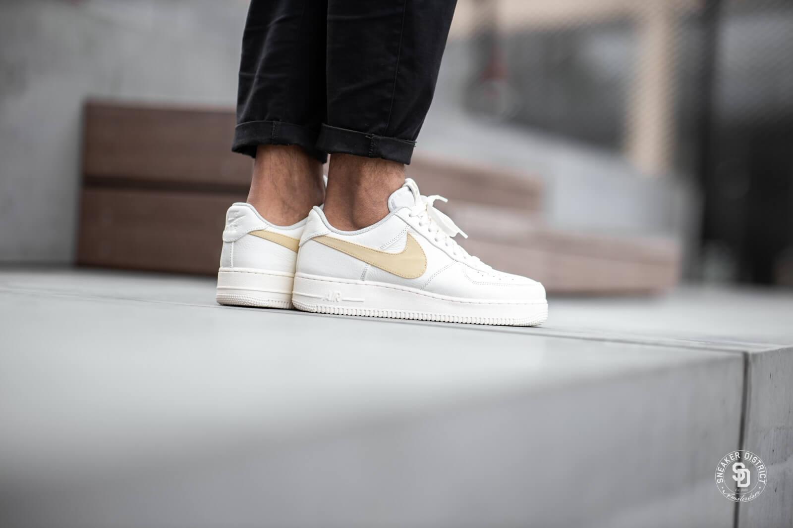 Nike Air Force 1 White SailPale Vanilla   HYPEBAE
