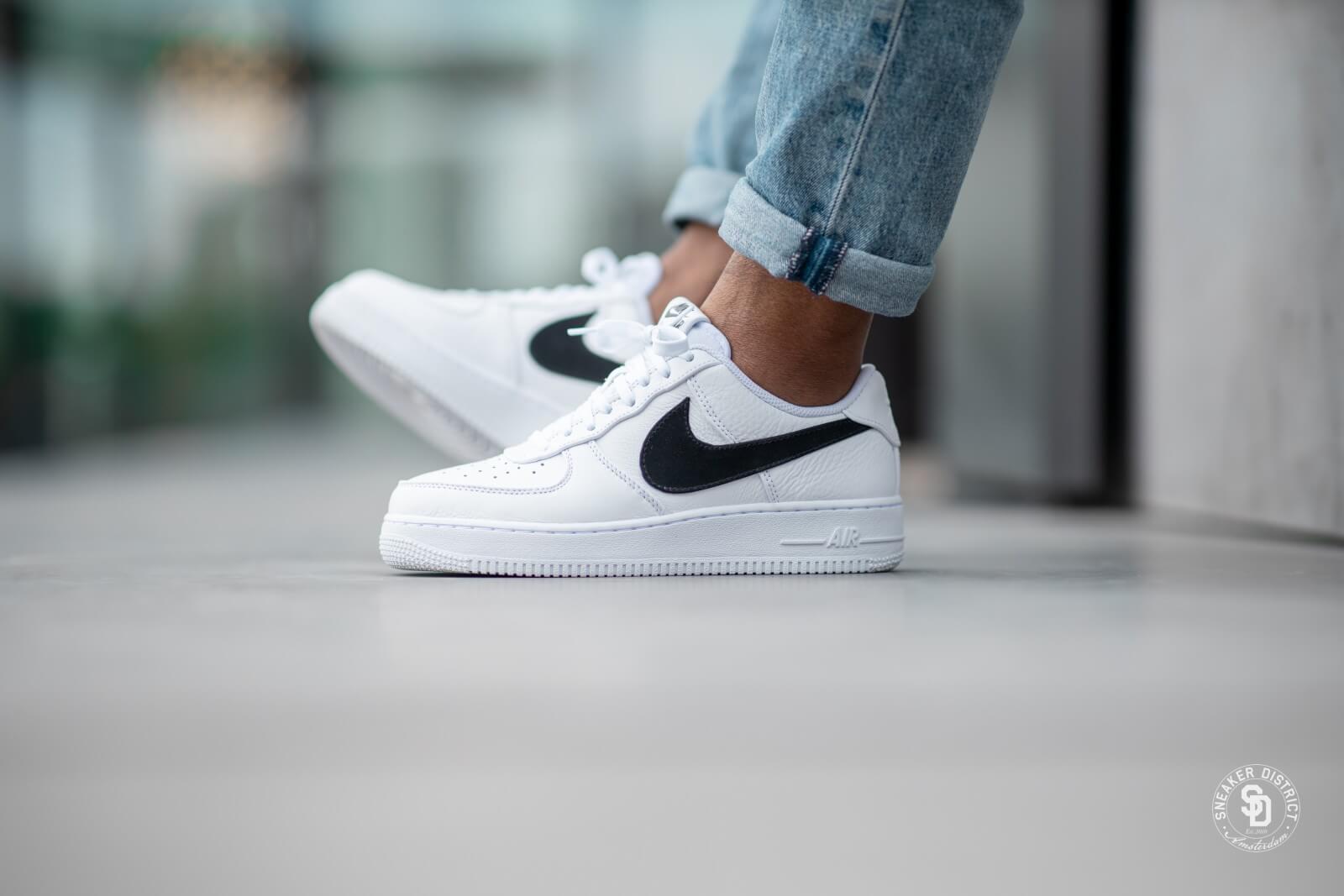 Nike Air Force 1 07 Premium 2 WhiteBlack AT4143 102