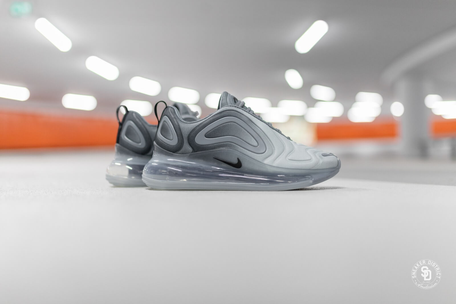 Nike Air Max 720 Cool GreyBlack Wolf Grey AO2924 002