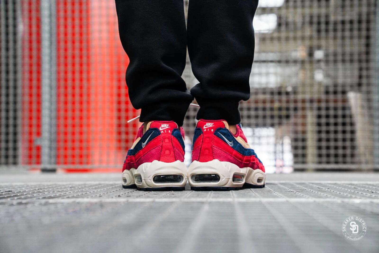 ... new style nike air max 95 premium red crush provence purple wheat gold  0b700 f9a40 0a20c6bff