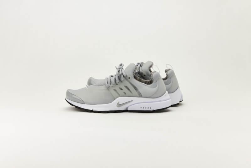 Nike Air Presto Light Smoke Grey/White-Black