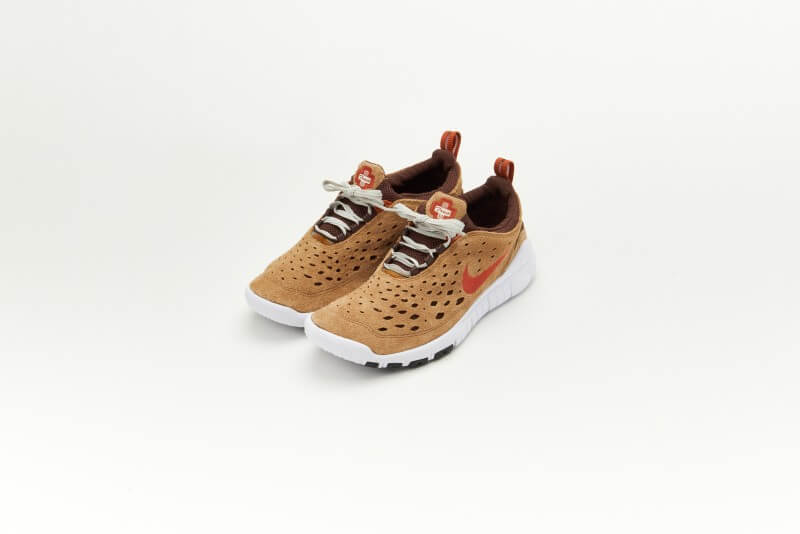 Nike Free Run Trail Dark Driftwood/Dark Russet