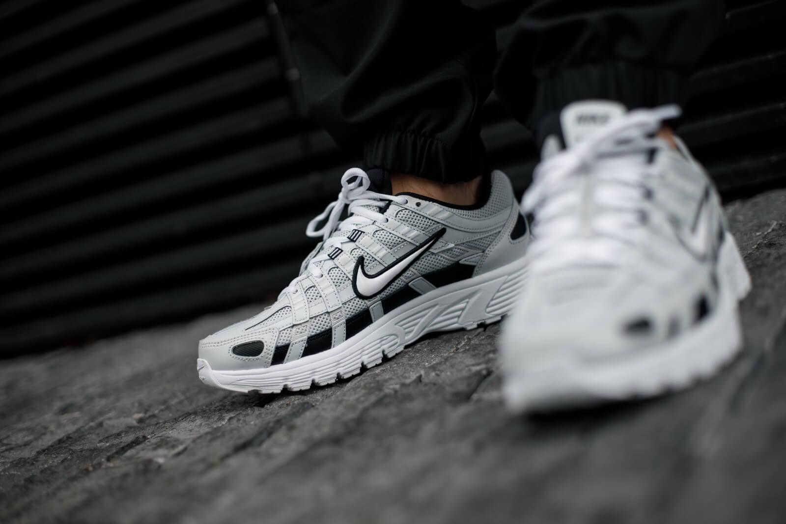 Nike P-6000 Pure Platinum/Black-White - CD6404-006