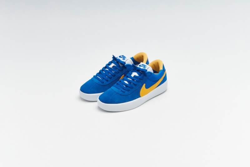 Nike SB Bruin React Game Royal / University Gold