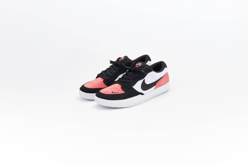 Nike SB Force 58 Pink Salt/Black-White