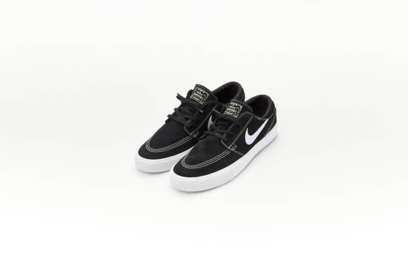 Nike SB Zoom Janoski Black/White-Coconut Milk