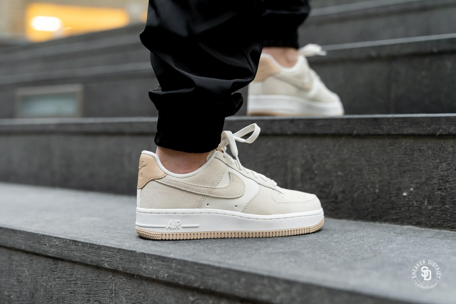 AIR FORCE Sneaker low pale ivorysummit whitetan