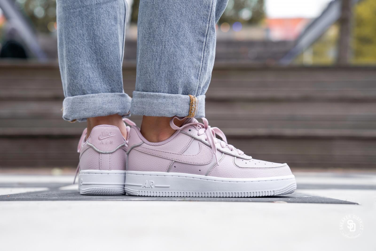 Nike Air Force 1 Low WhitePink Rose Green For Sale